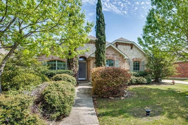 1033 Spinnaker Drive, Forney, TX 75126 (MLS #14311938) :: The Mauelshagen Group