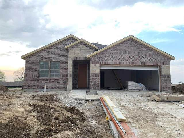 124 Creekside Drive, Sanger, TX 76266 (MLS #14311941) :: The Mauelshagen Group