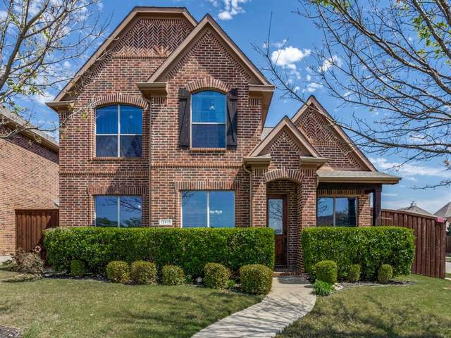 13910 Valley Mills Drive, Frisco, TX 75033 (MLS #14311945) :: The Chad Smith Team