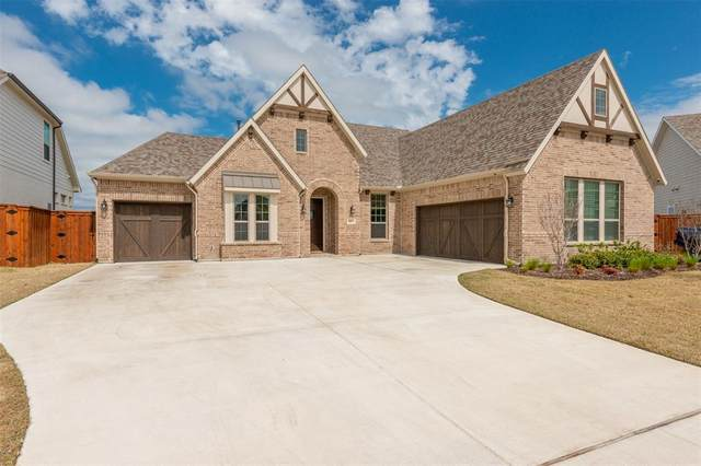1613 Green Corner Court, Aledo, TX 76008 (MLS #14311973) :: Potts Realty Group