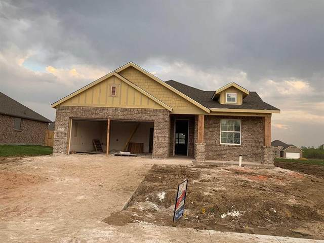 5 Grouse Run, Sanger, TX 76266 (MLS #14311974) :: The Mauelshagen Group