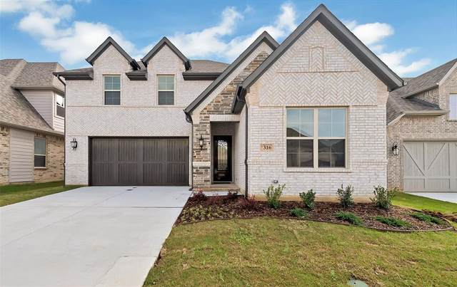 316 Arrowhead Pass, Keller, TX 76248 (MLS #14311975) :: The Kimberly Davis Group