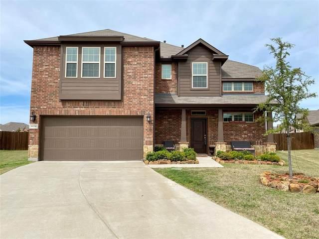 16216 Sparkhill Street, Frisco, TX 75034 (MLS #14311988) :: The Kimberly Davis Group