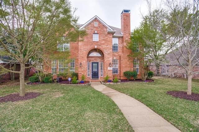 1217 Rainforest Lane, Allen, TX 75013 (MLS #14311991) :: Frankie Arthur Real Estate
