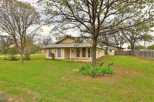 240 3rd Street, Tuscola, TX 79562 (MLS #14312002) :: Ann Carr Real Estate