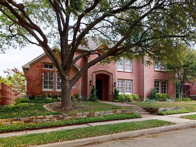 6413 Vicki Lane, Plano, TX 75093 (MLS #14312019) :: Frankie Arthur Real Estate