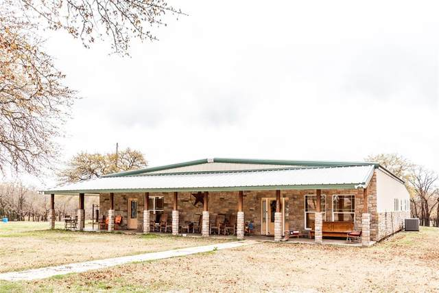 2507 Dixie School Road, Nocona, TX 76255 (MLS #14312023) :: The Mitchell Group