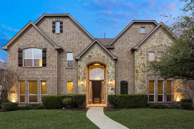 13008 Sherbrooke Drive, Frisco, TX 75035 (MLS #14312050) :: The Kimberly Davis Group