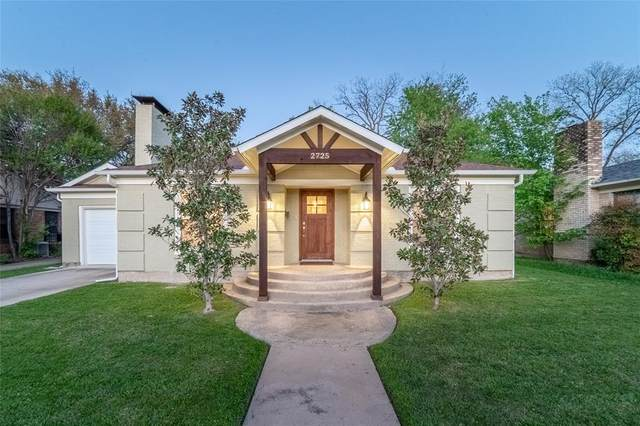 2725 Ryan Place Drive, Fort Worth, TX 76110 (MLS #14312052) :: All Cities USA Realty