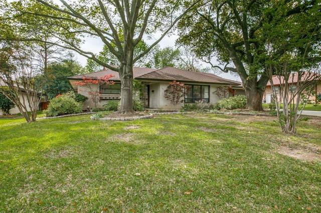 5813 Wimbleton Way, Fort Worth, TX 76133 (MLS #14312055) :: All Cities USA Realty