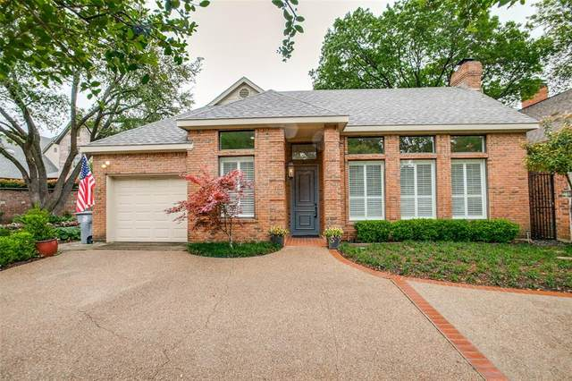 12638 Breckenridge Drive, Dallas, TX 75230 (MLS #14312057) :: Team Hodnett