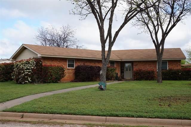 1201 Thomas Lane, Graham, TX 76450 (MLS #14312064) :: RE/MAX Landmark