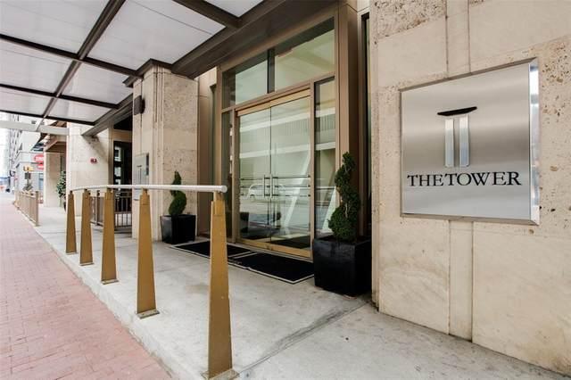 500 Throckmorton Street #707, Fort Worth, TX 76102 (MLS #14312084) :: The Mauelshagen Group