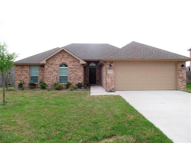 1814 Bersand Avenue, Gainesville, TX 76240 (MLS #14312103) :: The Chad Smith Team