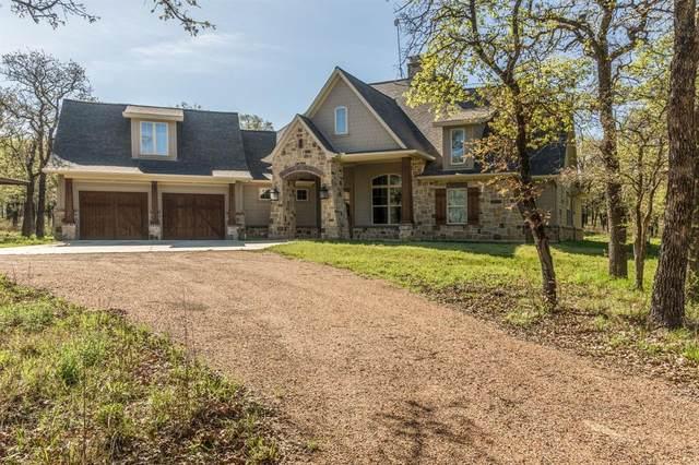 290 Norman Drive, Millsap, TX 76066 (MLS #14312110) :: Trinity Premier Properties