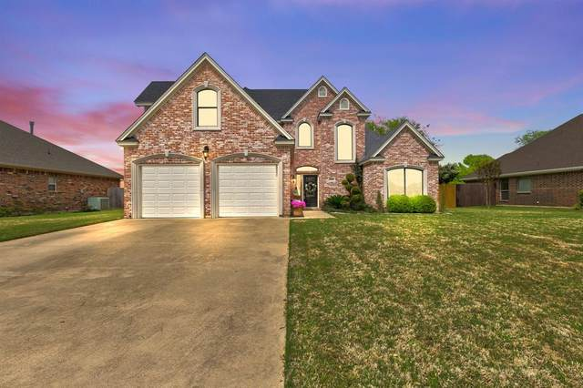 1810 Belle Plain Court, Cleburne, TX 76033 (MLS #14312111) :: The Chad Smith Team
