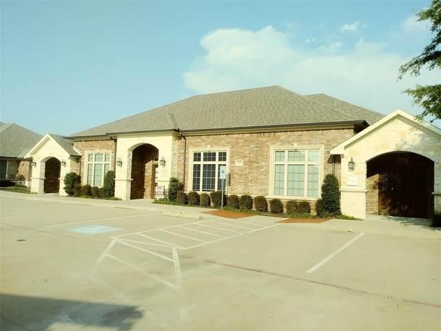 8765 Stockard Drive #502, Frisco, TX 75034 (MLS #14312125) :: The Tierny Jordan Network