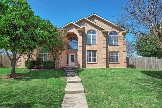 605 Kimberly Drive, Desoto, TX 75115 (MLS #14312133) :: The Welch Team