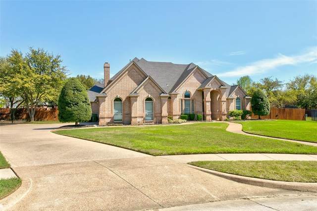 1050 Oasis Court, Southlake, TX 76092 (MLS #14312135) :: The Heyl Group at Keller Williams