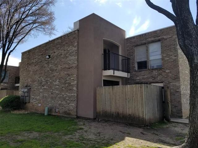 5604 Boca Raton Boulevard #151, Fort Worth, TX 76112 (MLS #14312139) :: The Daniel Team