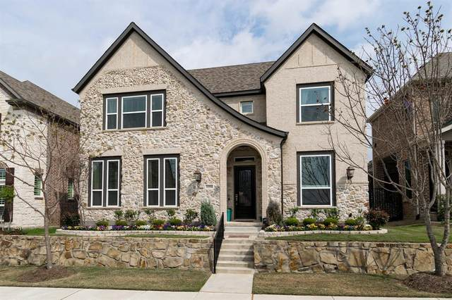 1104 Ferndale Drive, Allen, TX 75013 (MLS #14312141) :: The Kimberly Davis Group