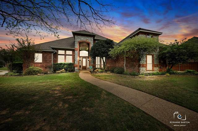 3201 Wilbarger Trail, Grapevine, TX 76092 (MLS #14312149) :: The Tierny Jordan Network