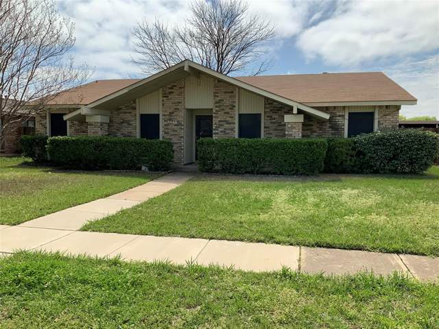 2053 Lewis Trail, Grand Prairie, TX 75052 (MLS #14312150) :: RE/MAX Landmark