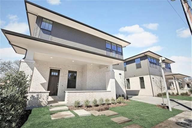 621 N Tyler Street #202, Dallas, TX 75208 (MLS #14312155) :: HergGroup Dallas-Fort Worth