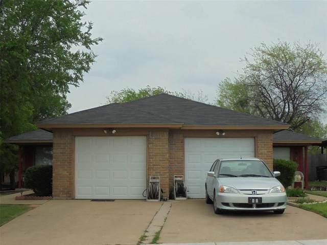 6703 Ridgecrest Court, Fort Worth, TX 76133 (MLS #14312169) :: EXIT Realty Elite