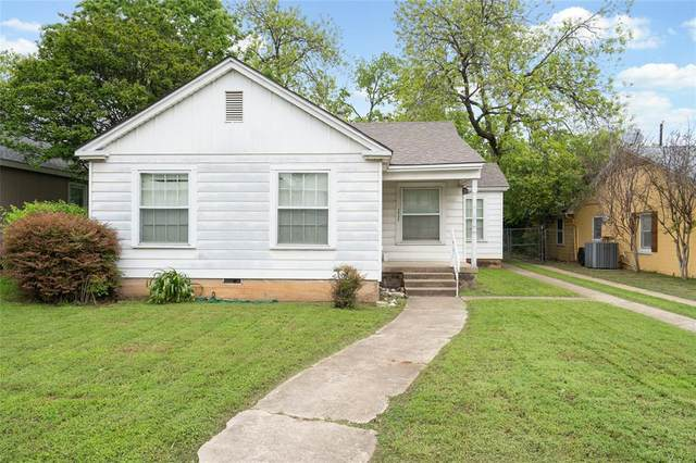 3932 Linden Avenue, Fort Worth, TX 76107 (MLS #14312175) :: The Chad Smith Team