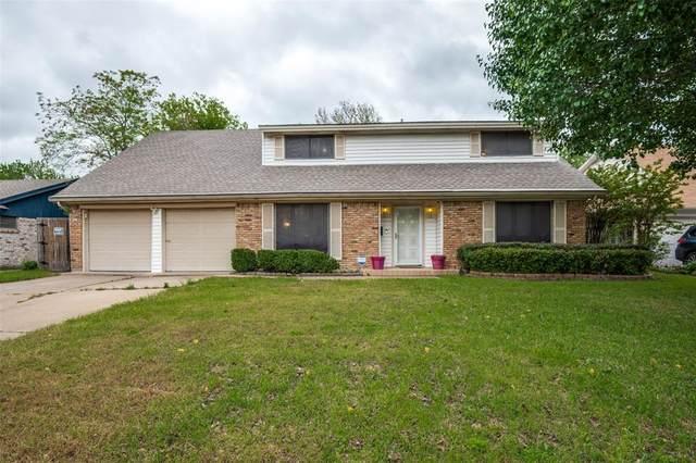 2633 Magnolia Drive, Irving, TX 75062 (MLS #14312192) :: RE/MAX Landmark