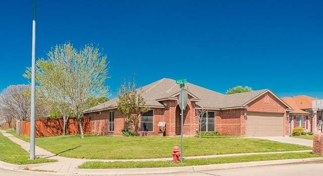540 Alex Street, Saginaw, TX 76179 (MLS #14312194) :: Baldree Home Team