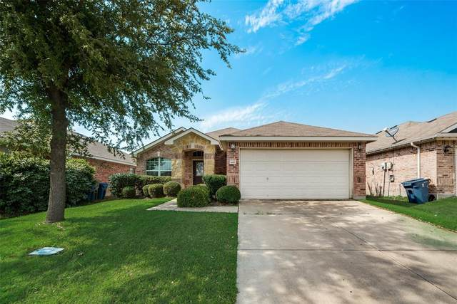 2021 Crosby Drive, Forney, TX 75126 (MLS #14312196) :: The Mauelshagen Group