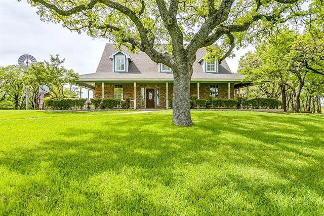 10501 County Road 1016, Burleson, TX 76028 (MLS #14312201) :: The Mitchell Group