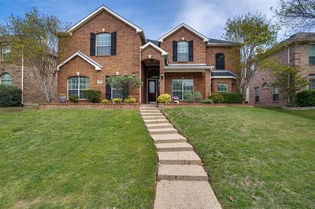 5858 Coral Ridge Court, Frisco, TX 75036 (MLS #14312255) :: The Chad Smith Team
