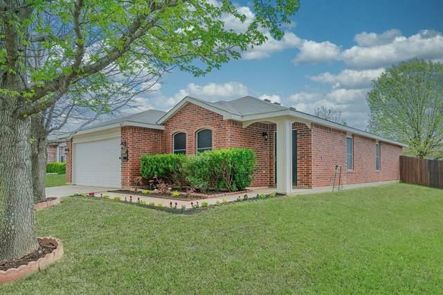 8617 Serenity Way, Denton, TX 76210 (MLS #14312287) :: Team Tiller