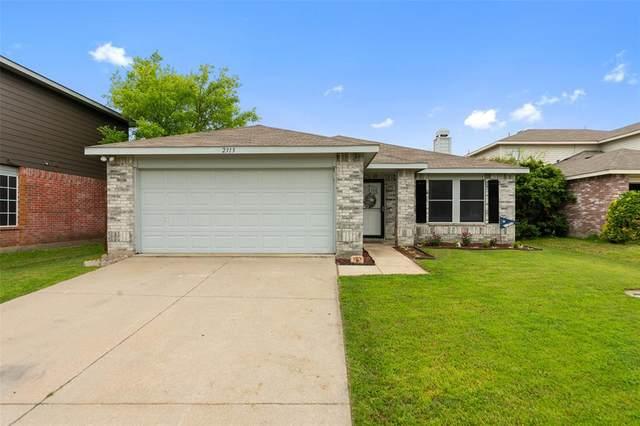 2313 Red Oak Drive, Little Elm, TX 75068 (MLS #14312295) :: Team Tiller
