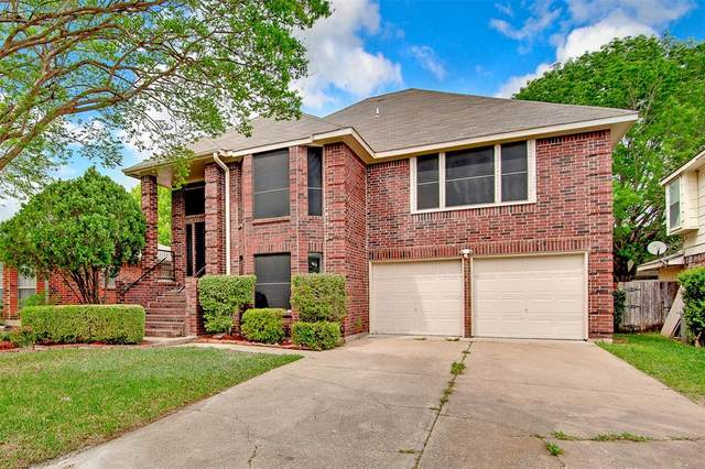 935 Ashmount Lane, Arlington, TX 76017 (MLS #14312318) :: The Hornburg Real Estate Group