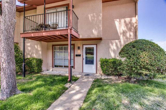 5602 Marina Drive #40, Garland, TX 75043 (MLS #14312326) :: All Cities USA Realty