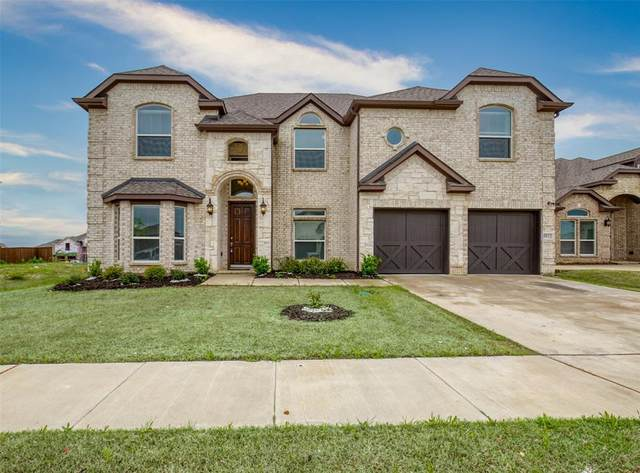 5912 Humber Lane, Aubrey, TX 75009 (MLS #14312328) :: The Welch Team
