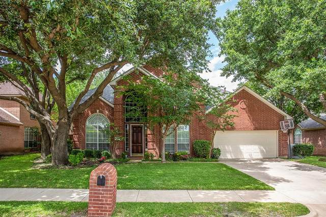 1408 Hickory Drive, Flower Mound, TX 75028 (MLS #14312339) :: Post Oak Realty
