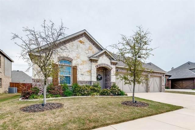 9301 Crossvine Way, Fort Worth, TX 76123 (MLS #14312341) :: The Hornburg Real Estate Group
