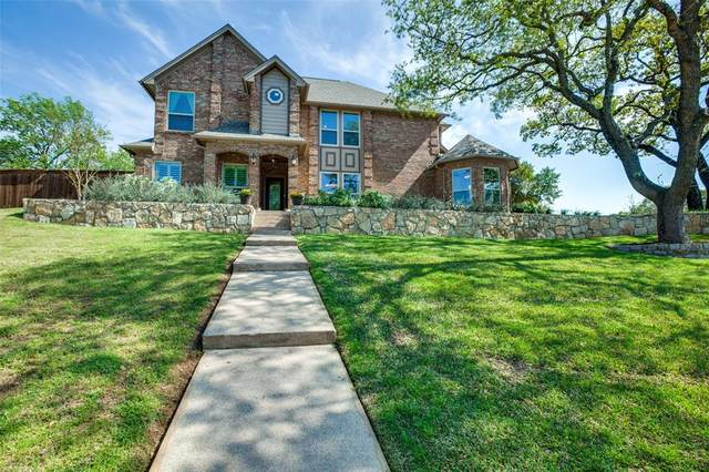 701 Saddlebrook Drive, Colleyville, TX 76034 (MLS #14312351) :: The Tierny Jordan Network