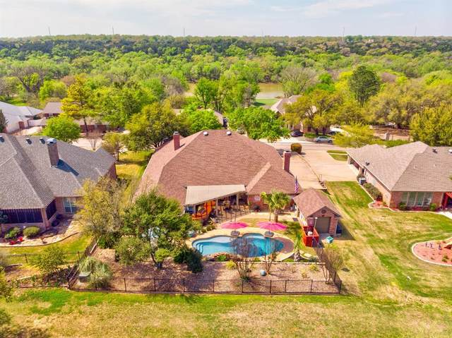 9109 Bontura Road, Granbury, TX 76049 (MLS #14312364) :: Tenesha Lusk Realty Group