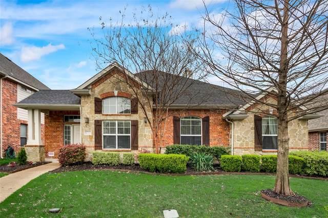 6213 Flagstone Drive, Mckinney, TX 75070 (MLS #14312370) :: The Mauelshagen Group