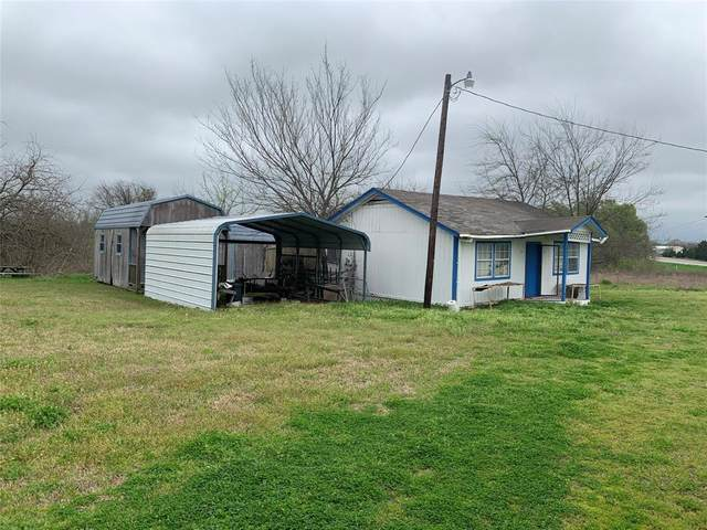 3120 E Quinlan Parkway, Quinlan, TX 75474 (MLS #14312389) :: Tenesha Lusk Realty Group