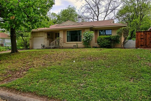 2313 Emily Drive, Fort Worth, TX 76112 (MLS #14312396) :: The Welch Team