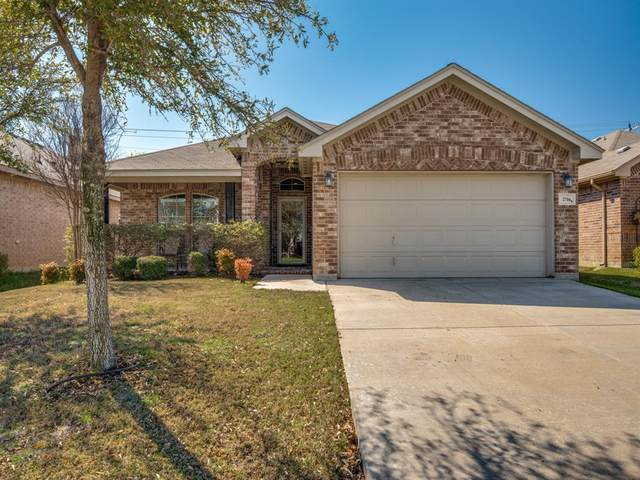 2716 Triangle Leaf Drive, Fort Worth, TX 76244 (MLS #14312400) :: The Good Home Team