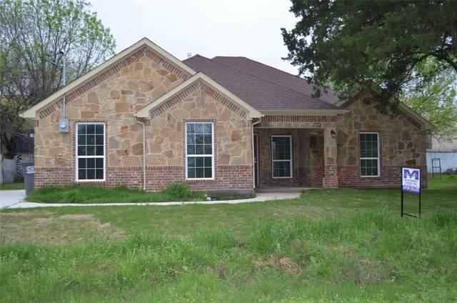 12825 Dodson Drive, Balch Springs, TX 75180 (MLS #14312404) :: The Kimberly Davis Group