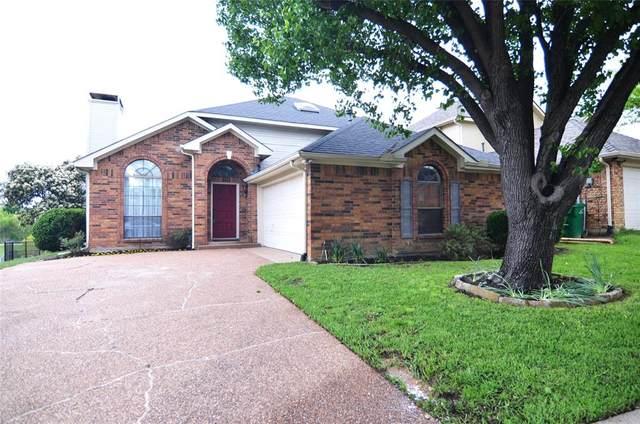 4601 Cherokee Path, Carrollton, TX 75010 (MLS #14312415) :: The Kimberly Davis Group